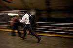 7 Train Platform ~ Grand Central Station ~ 6pm