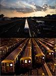 7 train ~ Shea Stadium